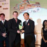 《空中英語教室》獲第一屆亞洲出版經營大獎APMA- 發行獎