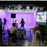 天韻影視社正式啟用虛擬影棚,開始電視節目的新紀元